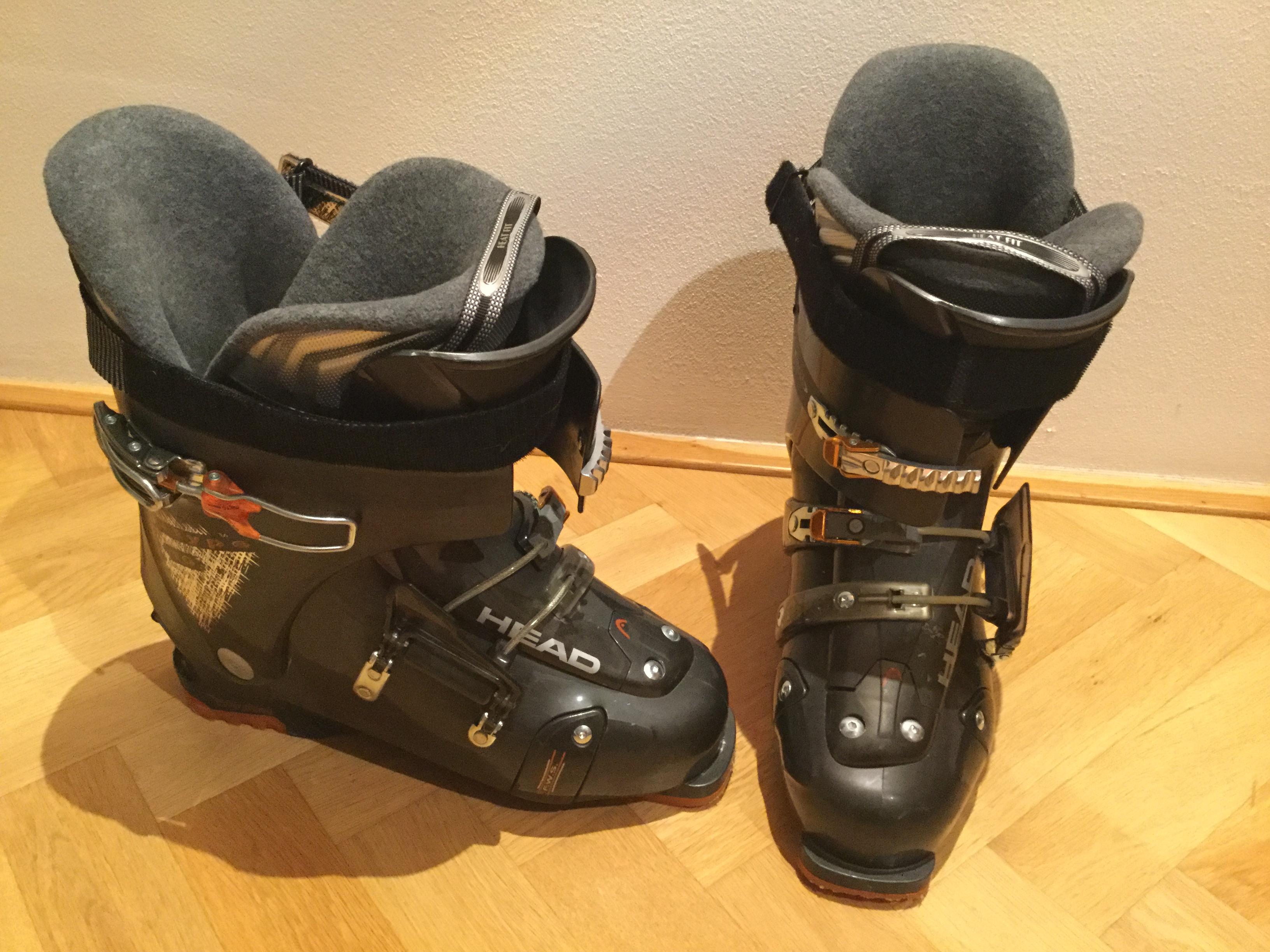 Lyžařské boty HEAD - Bazar - SNOW.CZ 8dc3e67fce