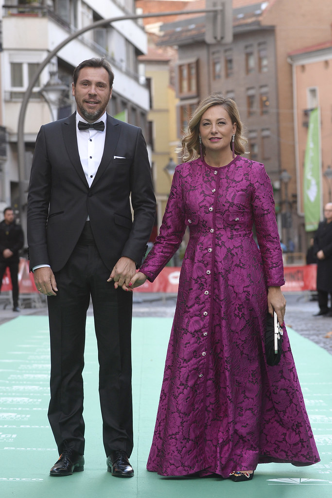 #63Seminci - Alfombra verde de la gala de clausura (27/10/2018)