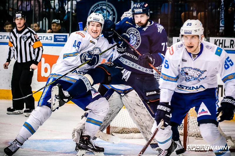 HC Dinamo-Minsk 2:3 HC Barys. 03/10/2018