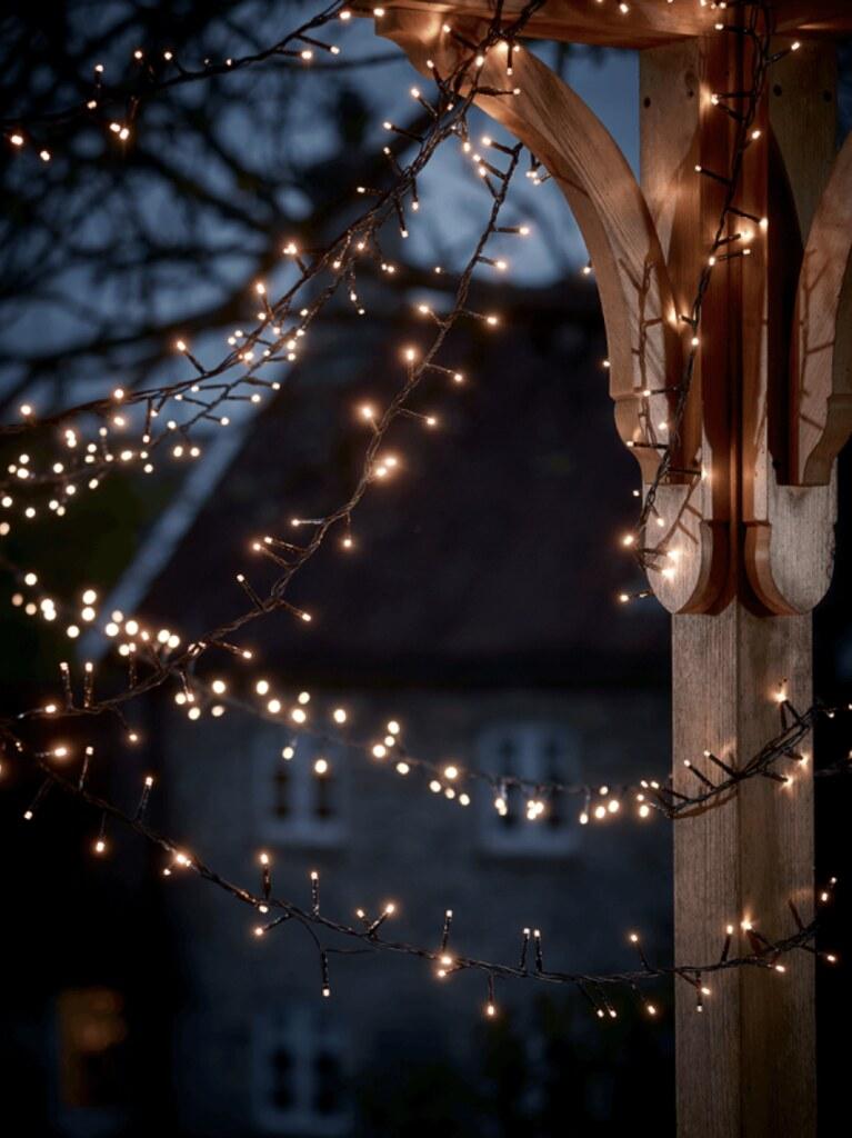 Cox & Cox Outdor Christmas Lights
