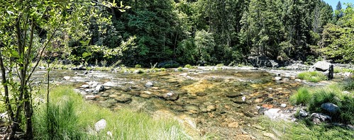 joelach theamericanriver americanriver stream creek sierranevada forest trees rocks tahoenationalforest
