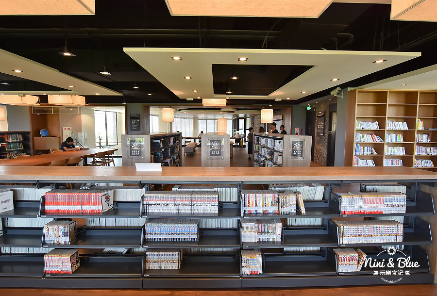 臺中市立圖書館李科永紀念圖書分館.台中圖書館19