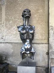 Gruyères: Musée HR Giger