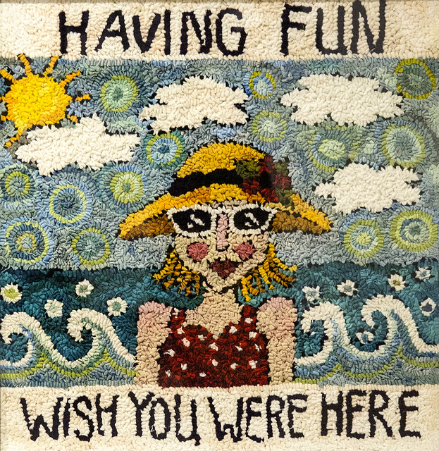 2018_1_Having Fun Wish You Were Here_Gillian Mitchell