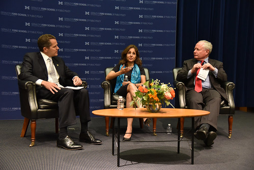 Conversations Across Difference:William Kristol&Neera Tanden