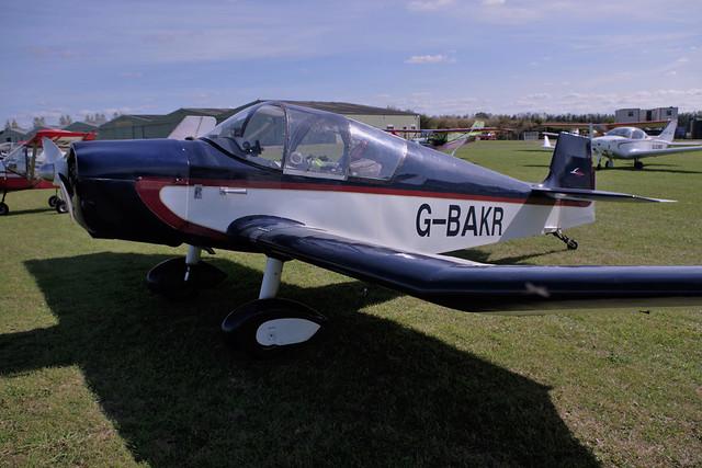 Societe Aeronautique Normande Jodel, RICOH PENTAX K-70, smc PENTAX-DA L 18-50mm F4-5.6 DC WR RE