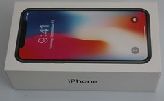 For Sale Apple IPhone X 265gb Gold Brand New (Seal - titulní fotka