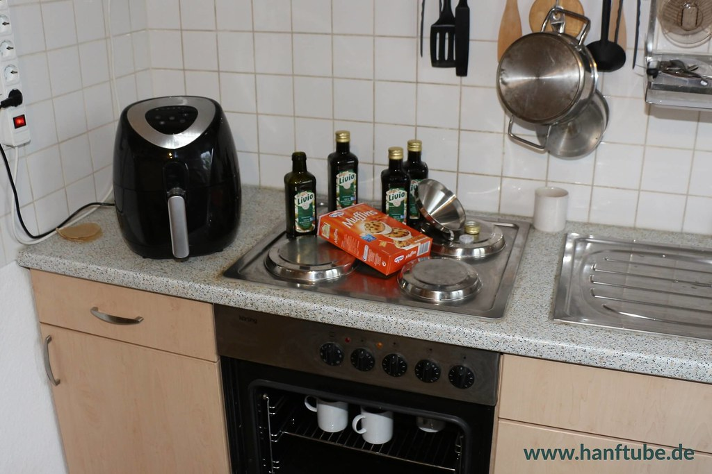 Olivenöl und ein Backofen reichen