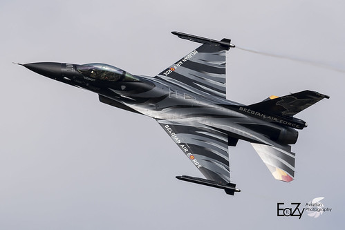 FA-101 Belgium Air Force General Dynamics F-16AM Fighting Falcon