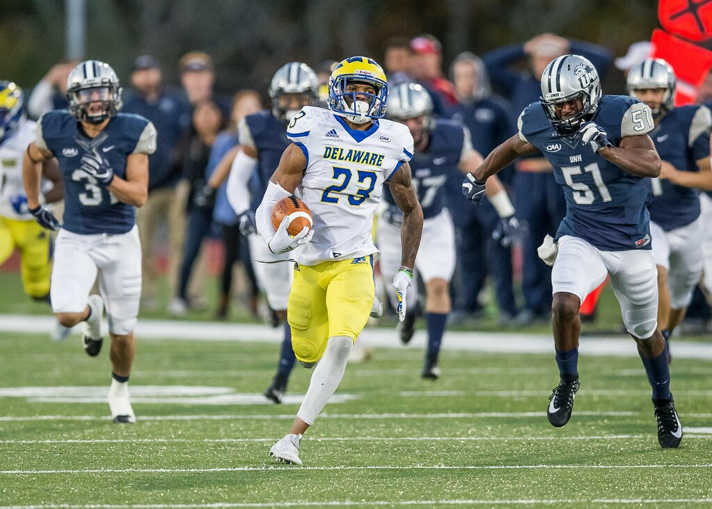 Seven thoughts following Delaware's 38-14 win against New Hampshire