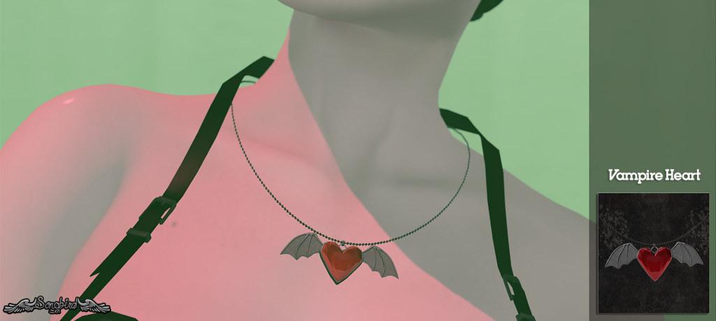 ~SongBird~ Vampire Heart