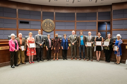 2018 Environmental Excellence Award Winners