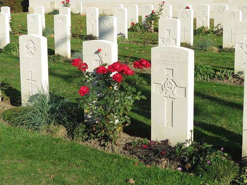 Hyde Park Corner Military Cemetery.