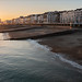 Hasting and St. Leonard's-on-Sea Sunset