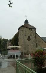 Aubigny-sur-Nère Enceinte d'Aubigny-sur-Nère Tour Philippe Auguste