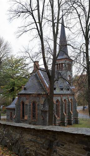 Die Kirche zu Dröda ...