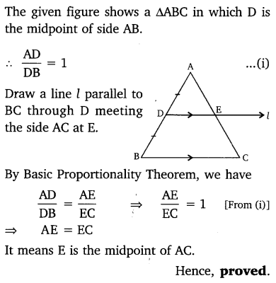 NCERT Solutions for Class 10 Maths Chapter 6 Triangles 15