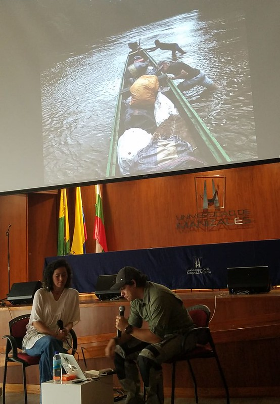 Cátedra de Periodismo Orlando Sierra 2018. Verdades incómodas