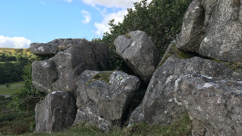 Torrycombe Tor (upper)