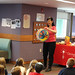 Mon, 2018/09/24 - 2:19pm - Clarington Public Library was excited to welcome Arlene Chan to the Bowmanville Branch on Monday, September 24, 2018!  We celebrated the Moon Festival with Arlene Chan, author of seven books about the history, culture, and traditions of the Chinese in Canada! This mid-autumn festival is a centuries-old celebration of the harvest, and plays an important role in Chinese culture.  We acknowledge the support of the Canada Council for the Arts, which last year invested $153 million to bring the arts to Canadians throughout the country. Nous remercions le Conseil des arts du Canada de son soutien. L'an dernier, le Conseil a investi 153 millions de dollars pour mettre de l'art dans la vie des Canadiennes et des Canadiens de tout le pays.