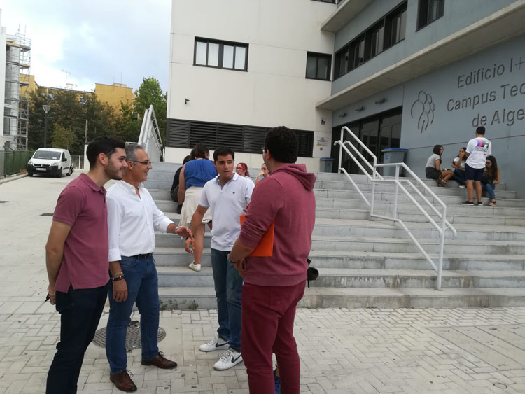 20180927-Reparto PSOE Universidad2