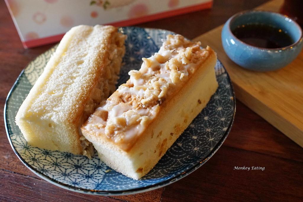 台中蛋糕懶人包 豐原鹹蛋糕