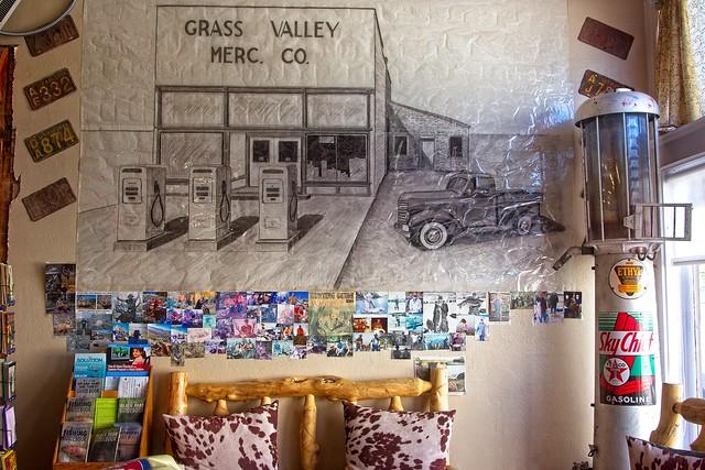 GRASS VALLEY MERC INTERIOR