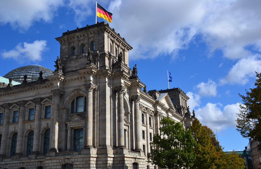 Berlin. Deutscher Bundestag