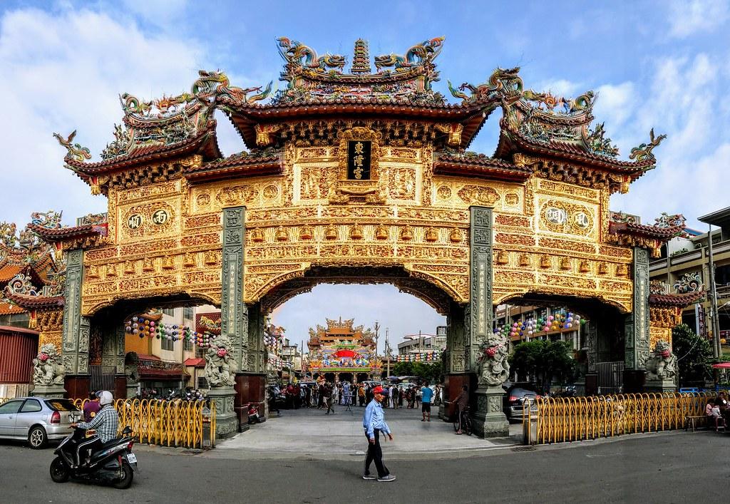 屏東東港|東港迎王平安祭典