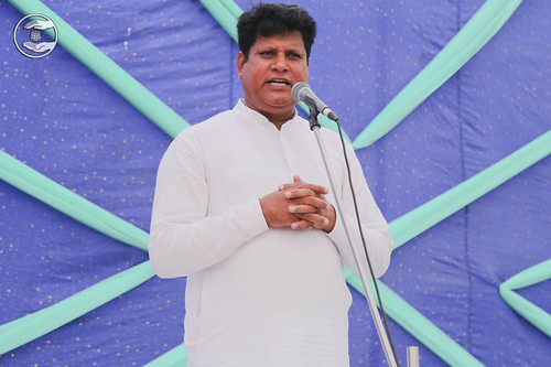 SNM Zonal Incharge, Satish Hans from Karnal, expresses his views