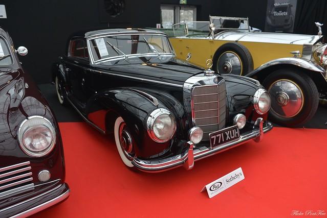 1955 Mercedes Benz 300 S, Nikon D610, AF-S Zoom-Nikkor 24-70mm f/2.8G ED
