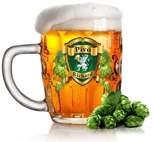 pivo-richard-sklenice
