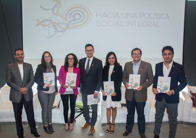 """Informe de Resultados """"Hacia una política social integral"""" 10_OCT_2018"""