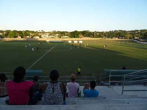 Verdes FC 2:1 Belize Defence Forces