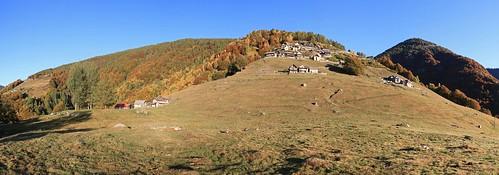 Ligünc, Valle Onsernone. Canton Ticino, Svizzera