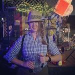 2018 Oktoberfest Stein Hoisting Champion - with my stein prize 🍻 by bartlewife