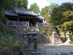 Photo:Main sanctuary (本殿) of Hakusan Shrine (白山神社) By Greg Peterson in Japan