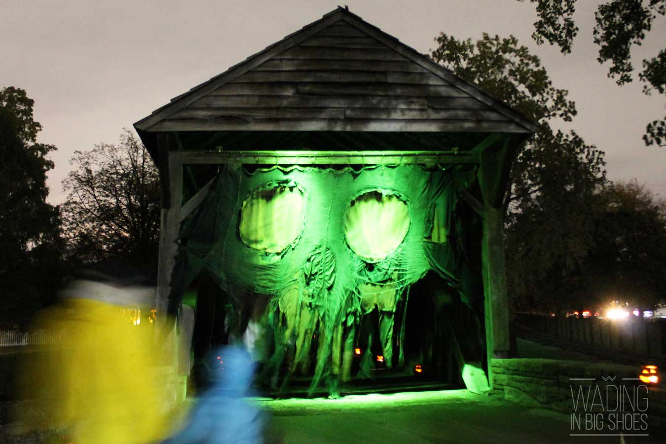 Hallowe'en in Greenfield Village: Tips To Make The Most Of Your Visit | via Wading in Big Shoes