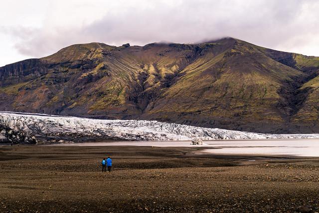Where the Glacier Ends, Sony SLT-A99V, Tamron SP AF 28-75mm F2.8 XR Di LD Aspherical IF