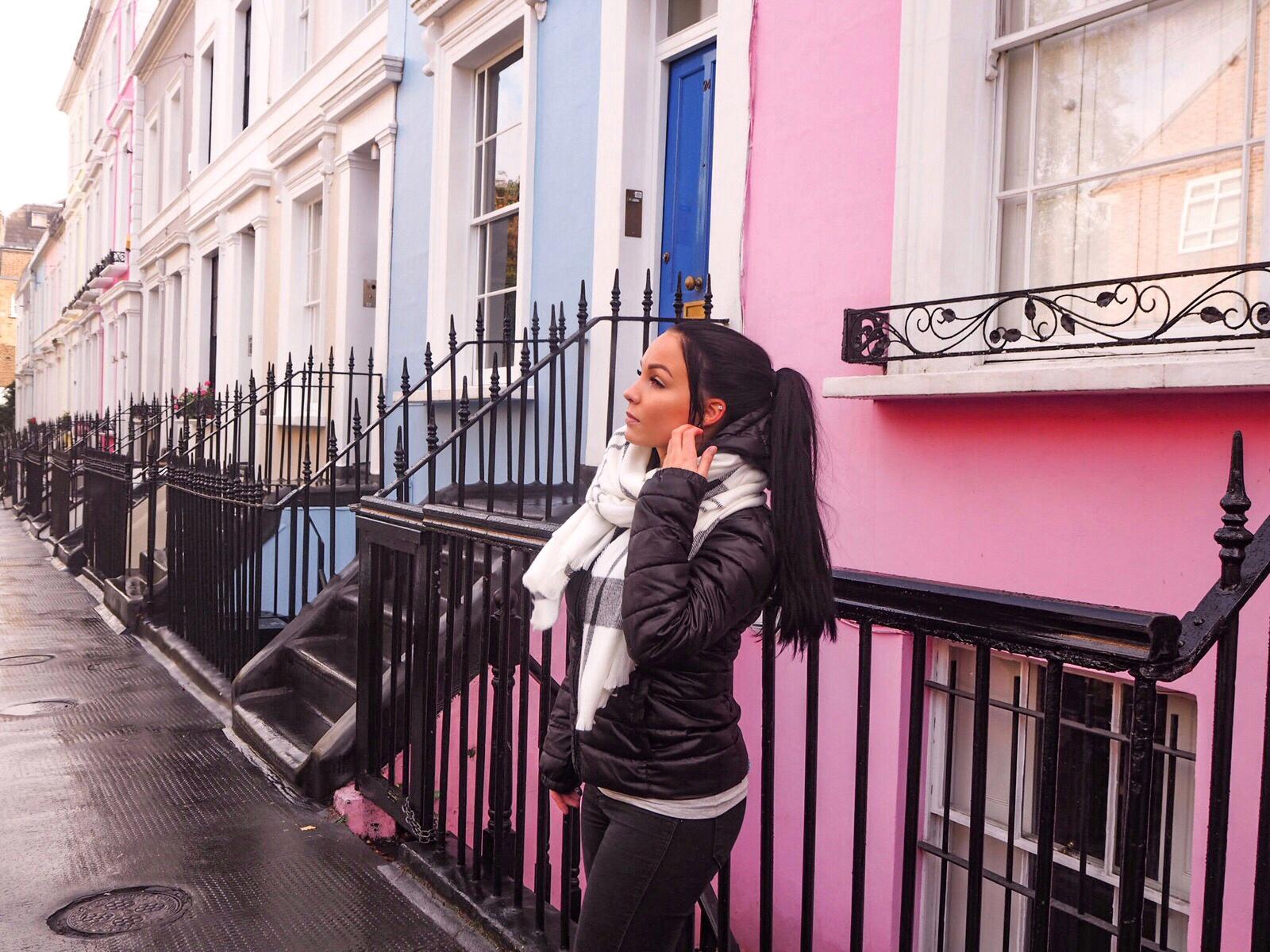 Notting Hill kuvauspaikat