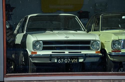 1972 Opel Kadett B Coupe 67-07-VH