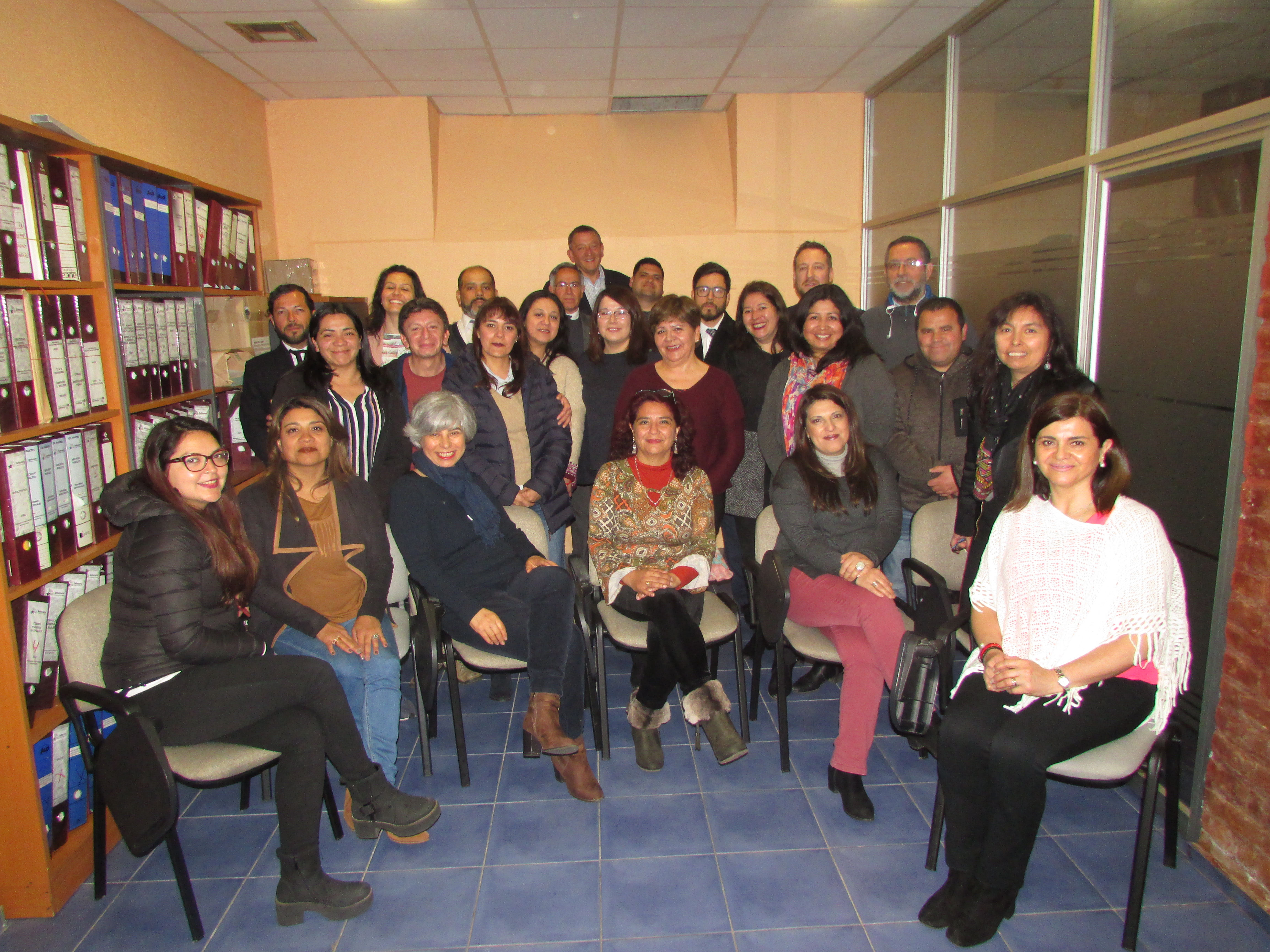 Asamblea Ordinaria FENADAJ en Valparaíso – 27 Septiembre 2018