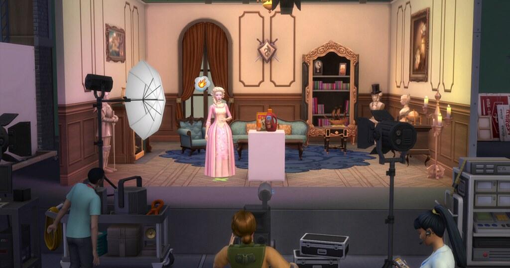Photo of Blog de Comunidade: The Sims 4 Rumo à Fama – Conheça Vanessa