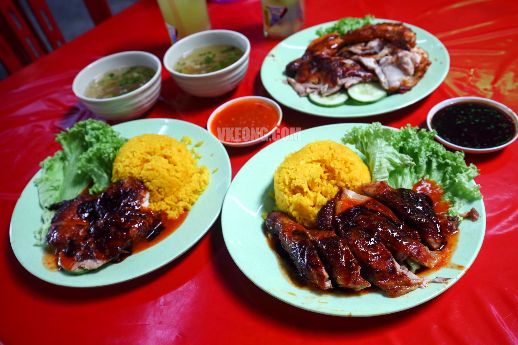 Nasi-Ayam-Golek-Tokwan-KL