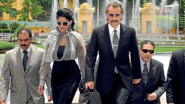 4689 Princess Ameera Al-Taweel married another billionaire Khalifa bin Butti 03