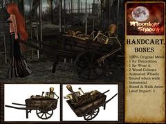 Handcart - Bones