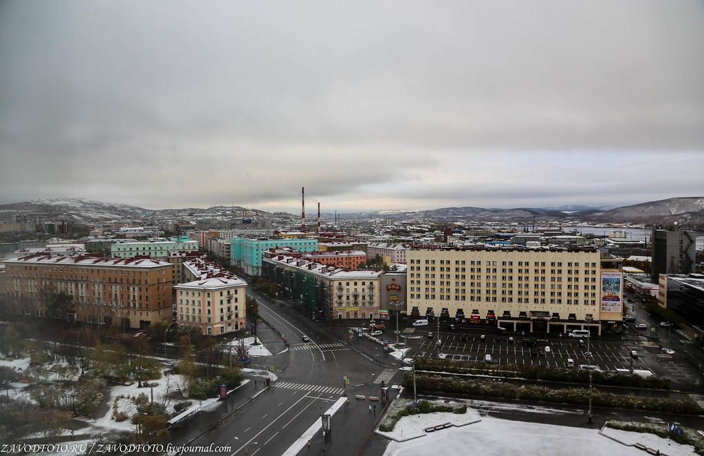 Высотный Мурманск мурманск