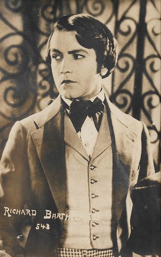 Richard Barthelmess in The Bright Shawl (1923)