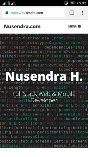 nusendra-pwa-homepage