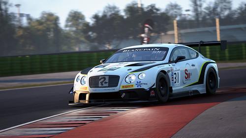 Assetto Corsa Competizione Bentley Continental GT3 4